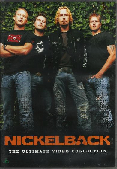 Nickelback - The Ultimate Video Collection (2008) [DVD5]