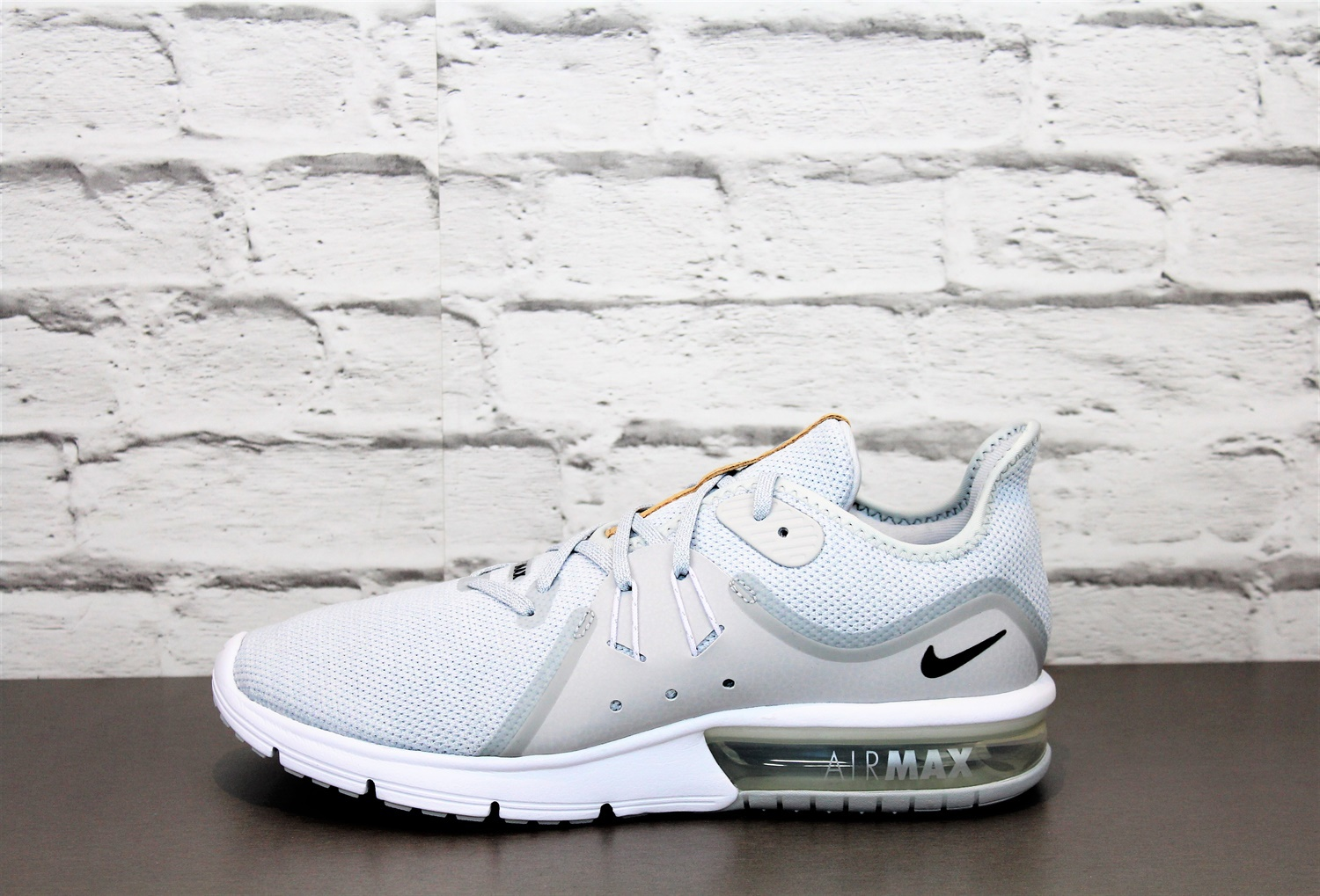 wholesale dealer d2b9a 40261 NIKE AIR MAX SEQUENT 3 921694 008. Colore  grigio