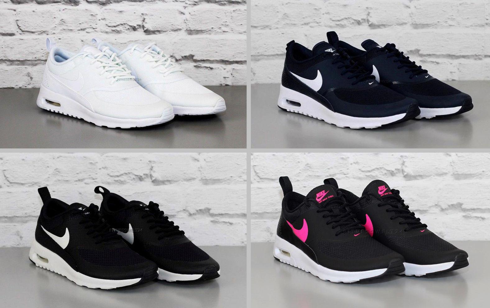 ... il nostro businessSoddisfazione Garantita. Scarpe da ginnastica. la  migliore qualità. Nike Air Max Thea. Colore  Bianco navy nero 0f12e415e29