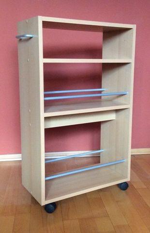 nischenregal 2 esc 0085 buche k chenwagen nischenwagen auf. Black Bedroom Furniture Sets. Home Design Ideas