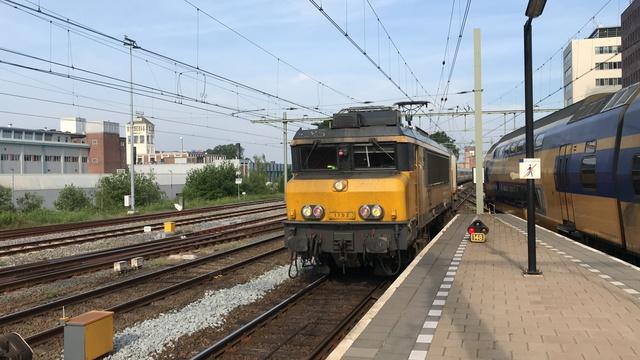 NL NS 91 84 1560752-5 IC 141 Hengelo