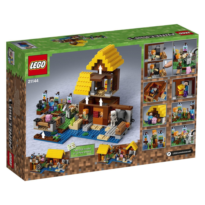 LEGO® Minecraft™ - 21144 Farmhäuschen - NEU & OVP - passt zu 21118 ...