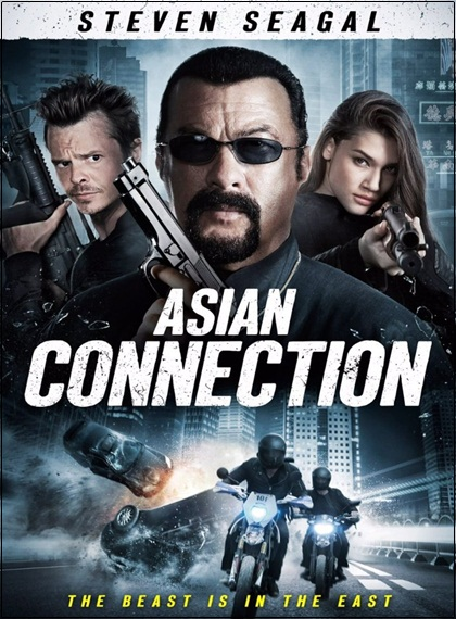 Tehlikeli Soygun - The Asian Connection | 2016 | BRRip XviD | Türkçe Dublaj