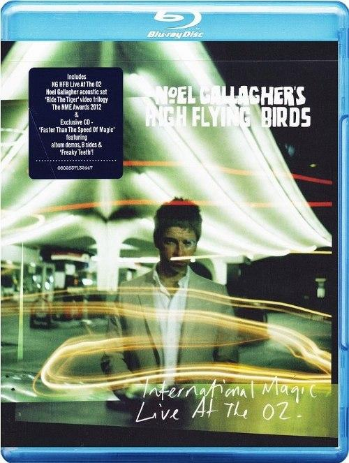 Noel Gallagher's High Flying Birds – International Magic Live At The O2 (2012) [BDRip]