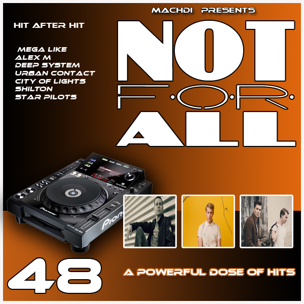 Not For All vol 48