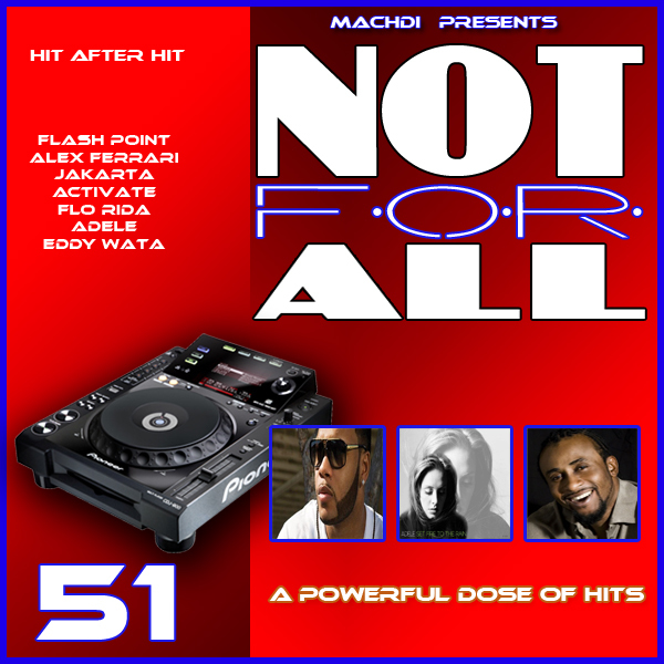 Not For All vol 51 ( Eurodance Edition)