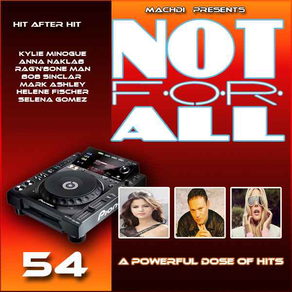 Not For All vol 54
