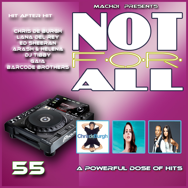 Not For All vol 55