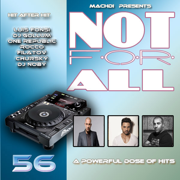Not For All vol 56