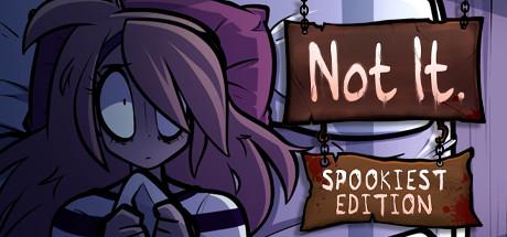 Not It Spookiest Edition-DarksiDers