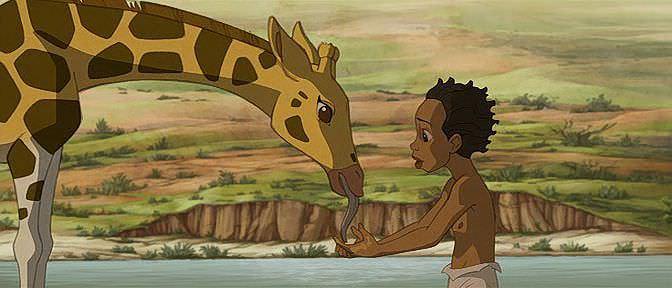 Küçük Tatli Zürafa: Zarafa Ekran Görüntüsü 1