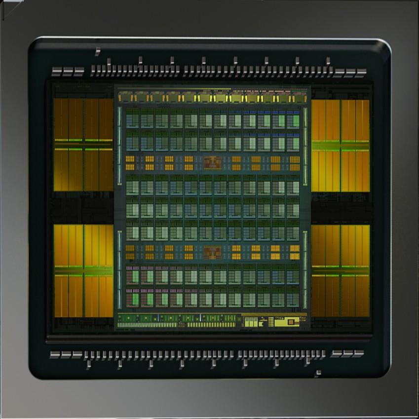 Obří GPU Volta V100 je hotová a na trhu
