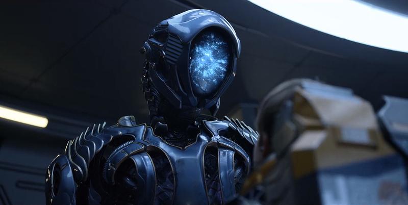 Lost in Space: 1.Sezon Tüm Bölümler Ekran Görüntüsü 2