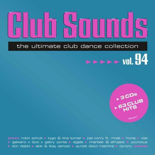 Club Sounds Vol. 94 (2020)