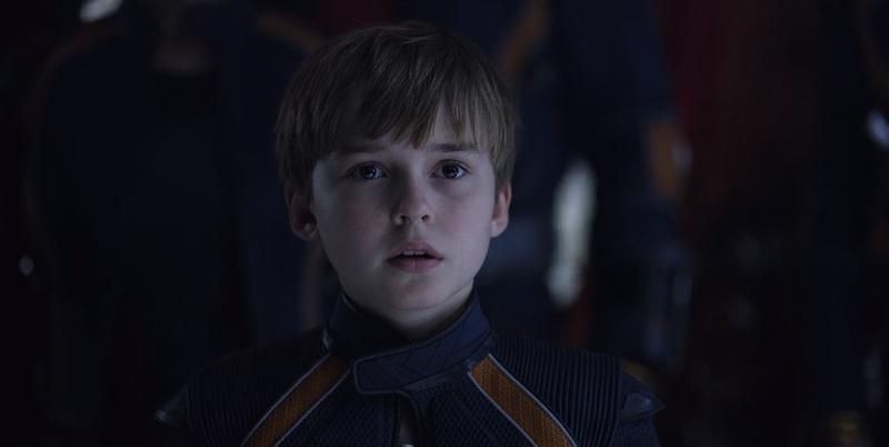Lost in Space: 1.Sezon Tüm Bölümler Ekran Görüntüsü 1