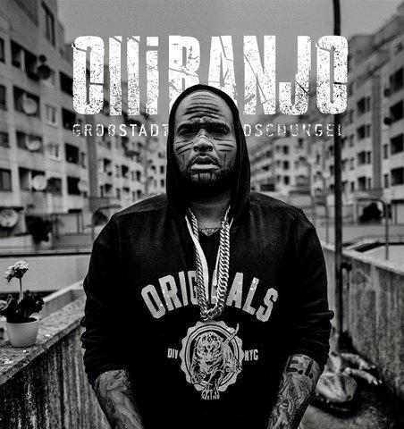 Cover: Olli Banjo - Großstadtdschungel (2017)