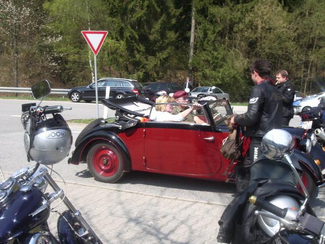 Motorradtour 2009: Odenwald