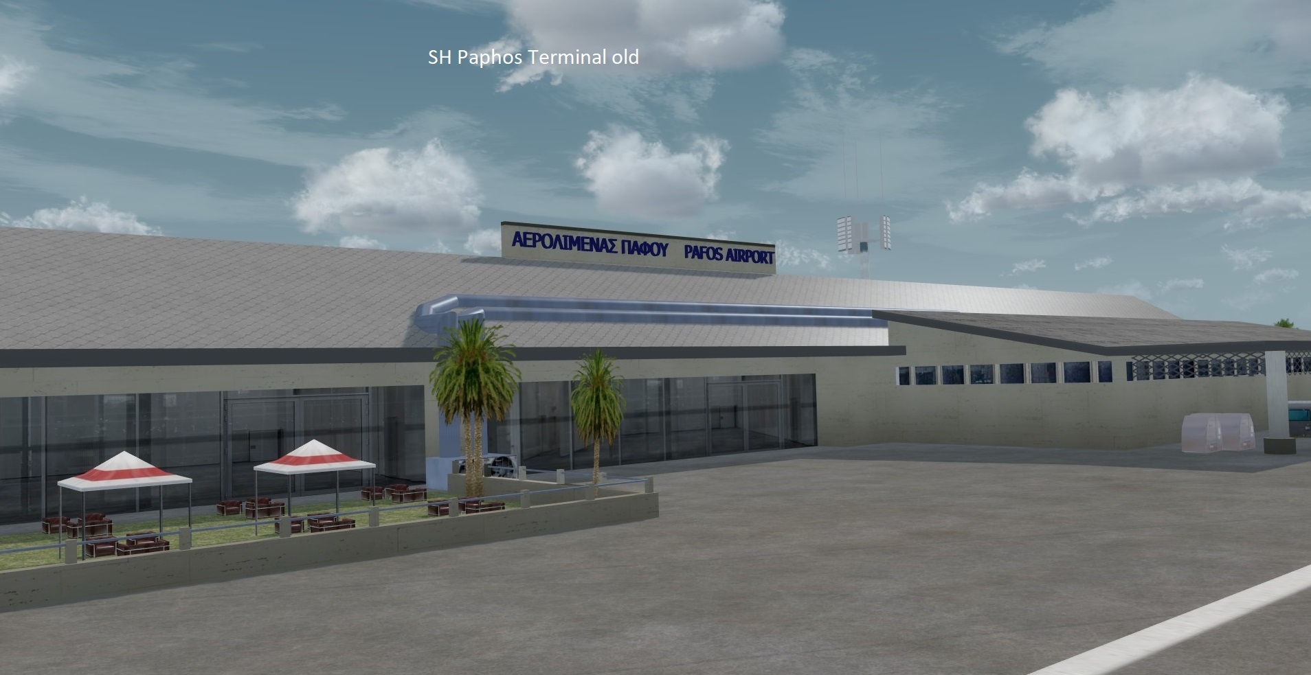 P3D v4 - Simmershome Cyprus Airports | Page 2 | FSDeveloper