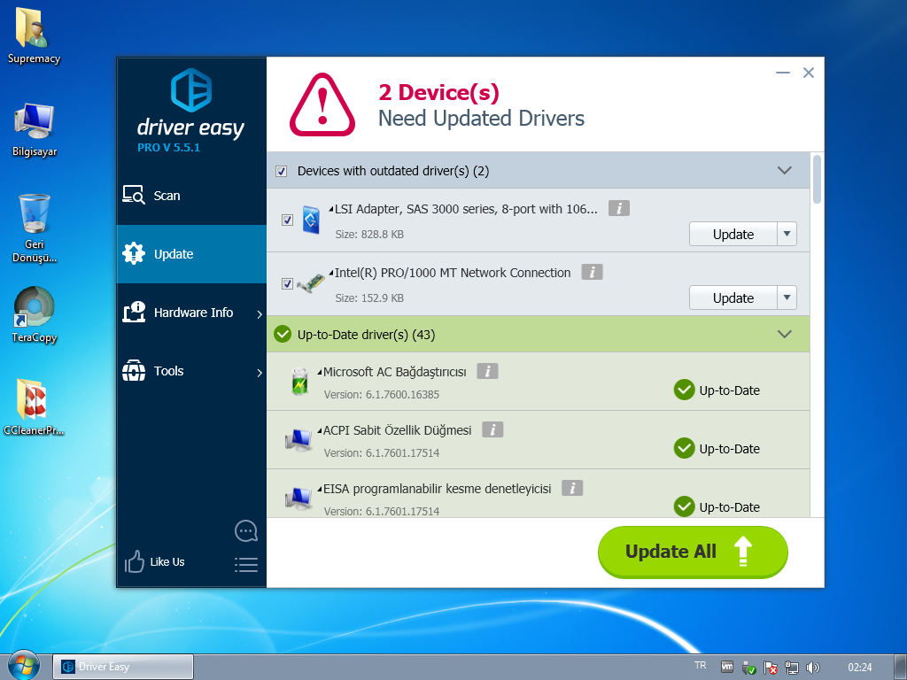 Driver Easy Professional 5.6.6.34643