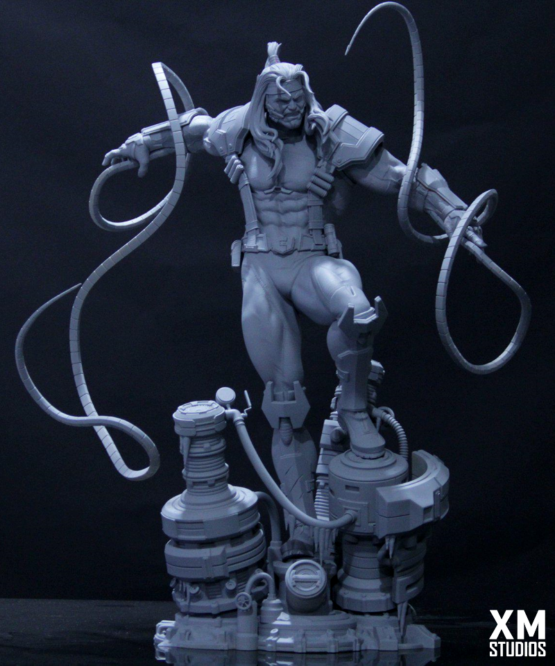 Premium Collectibles : Omega Red - Comics version** Omegared2w7uqd
