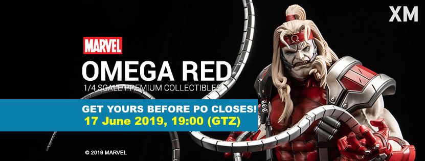 Premium Collectibles : Omega Red - Comics version** Omegaredbannerfinal5wkwo