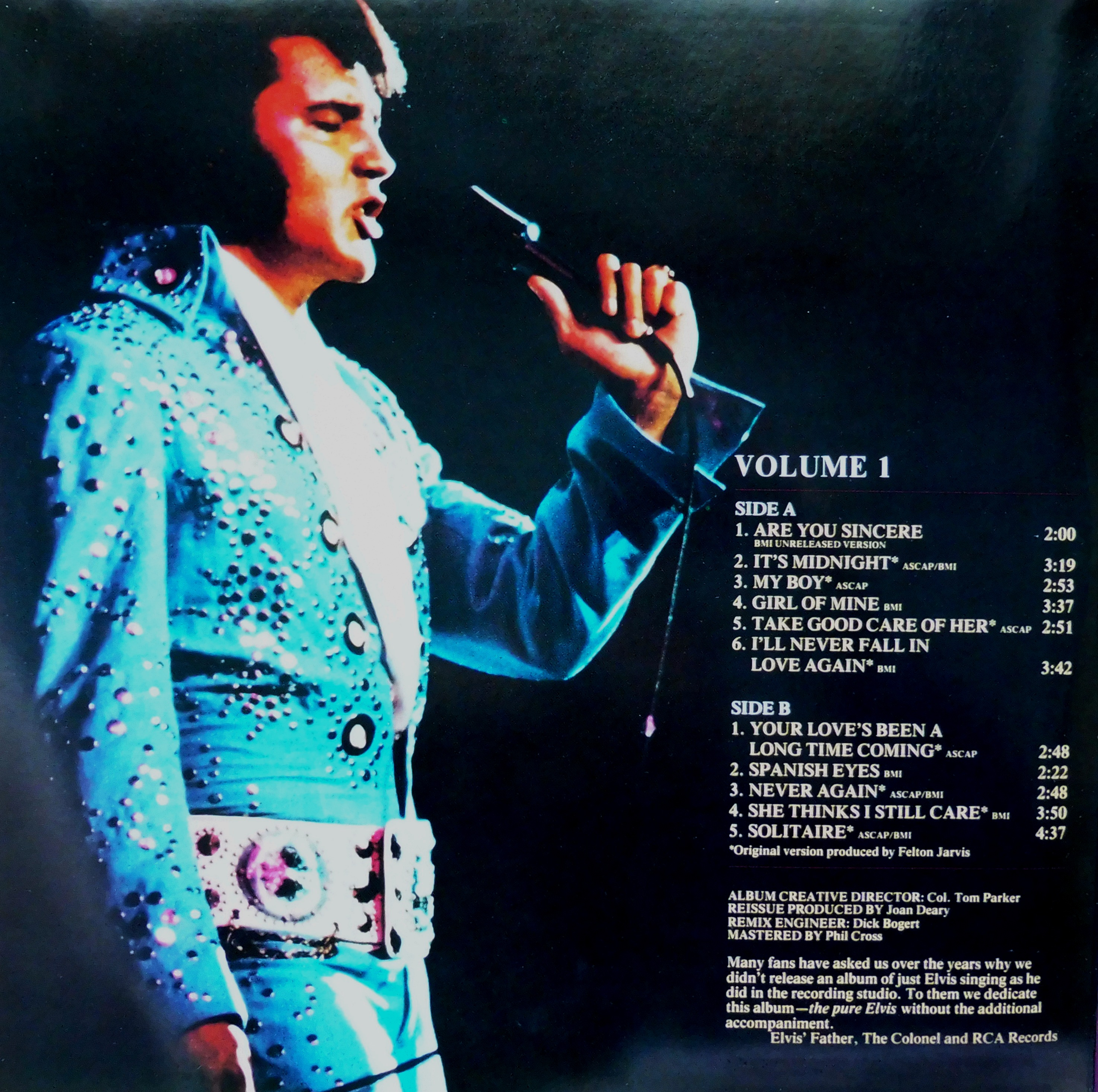 OUR MEMORIES OF ELVIS - Volume 1 & 2 Omoevol1und2nlinnenli6zj7r