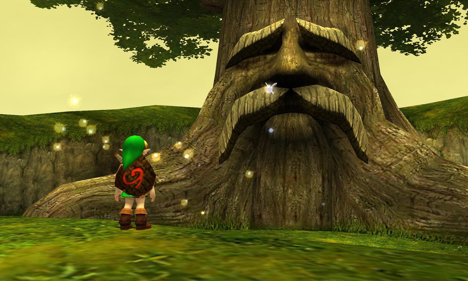 Citra - The Legend of Zelda Ocarina of Time 3D (high