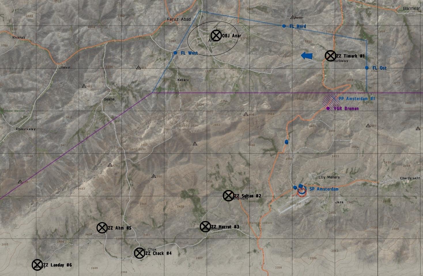OP Anar Map