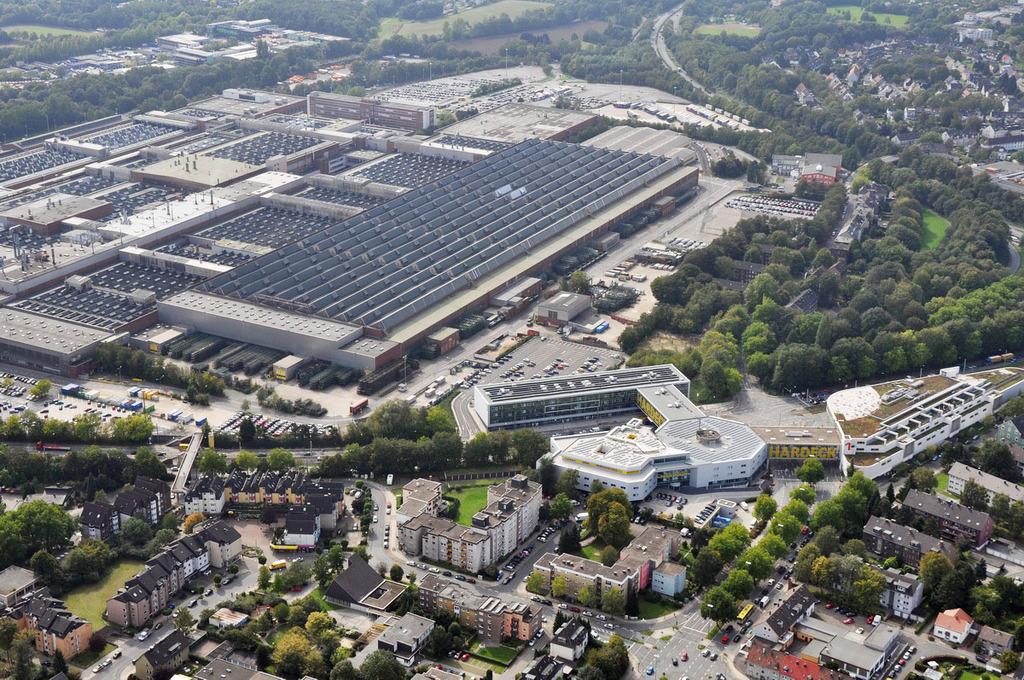 Bauprojekte Bochum Hardeck Erweiterung In Planung