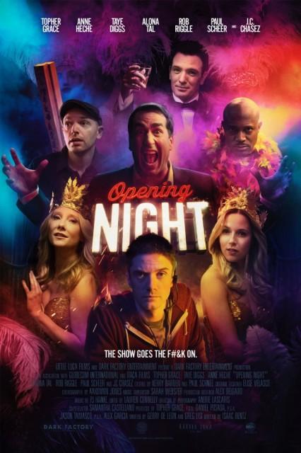 Açılış Gecesi Film indir