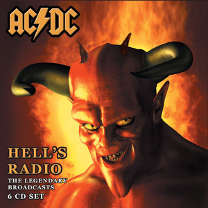 AC/DC (ACDC) - Hell's Radio The Legendary Broadcasts (6CD Set) (2016)