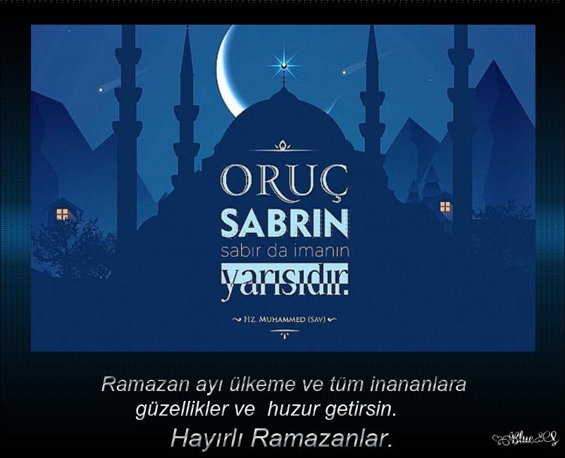 Ramazan Ayı Grafik Kart /1