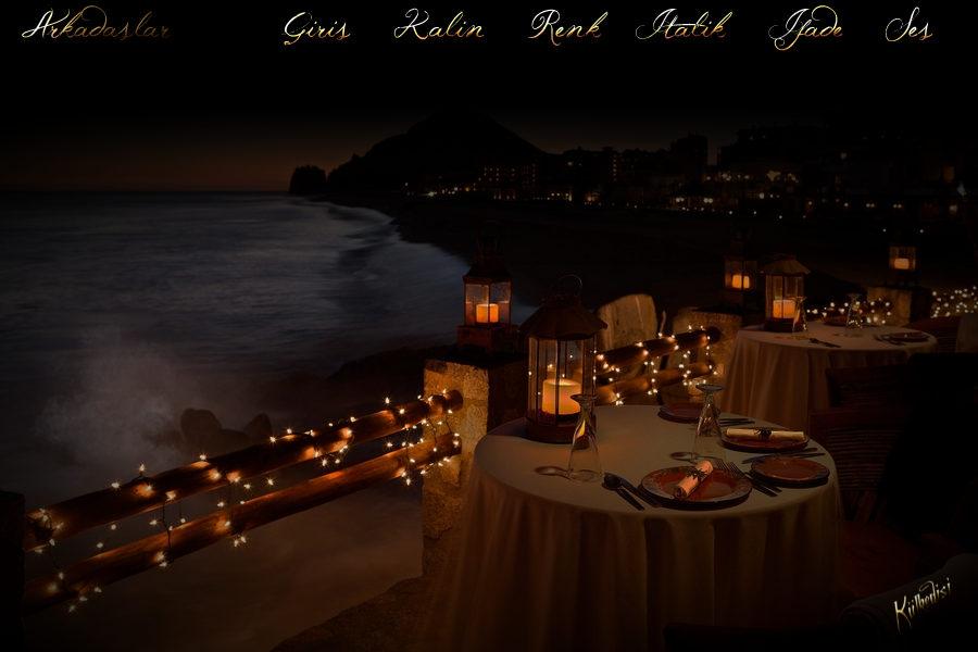 Külkedisi Flatcast Radyo Temaları- Romantik Akşam Yemeği, Otantik,Egzotik