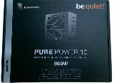 ov a122sr4 - be quiet! PURE POWER 10 | 500W + 600W CM Testers Keepers