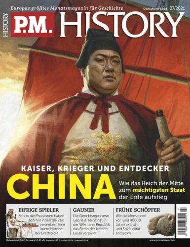 Cover: P M  History Magazin No 07 2021