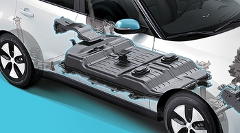 Comparing Layout Of The Soul Ev Battery With Other Evs