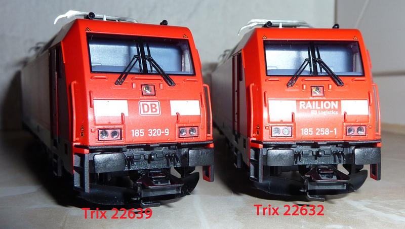 Trix 22639 185 320-9 auf AC umgerüstet P10407892yslw