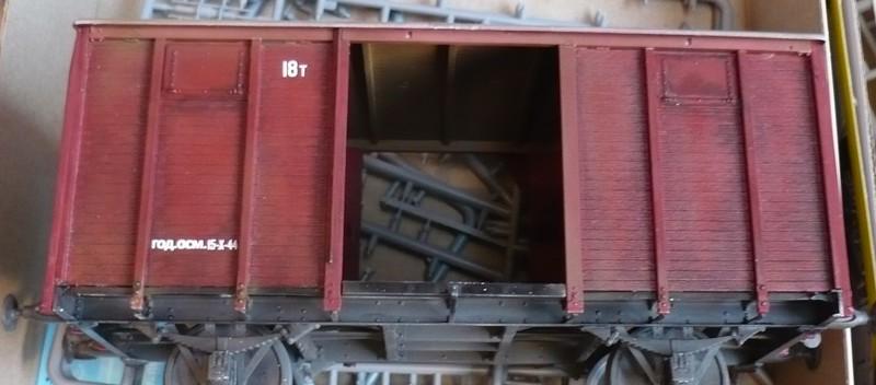 gedeckter Güterwaggon 18t in 1:35 P108078022vjd1