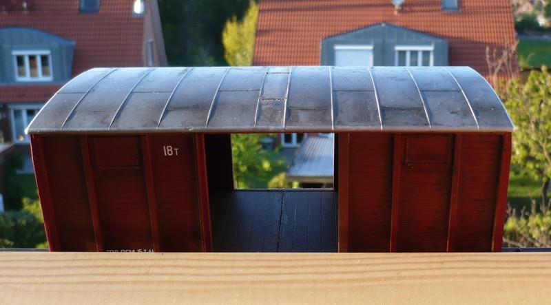 gedeckter Güterwaggon 18t in 1:35 P108078326fjhq