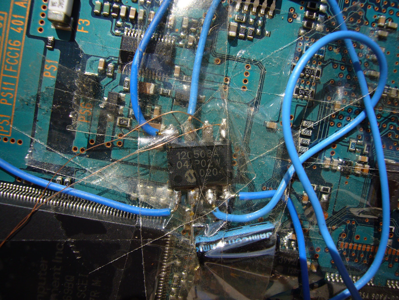 Kennt irgendwer diese Chip? - PS2 Hardware - psXtools.de