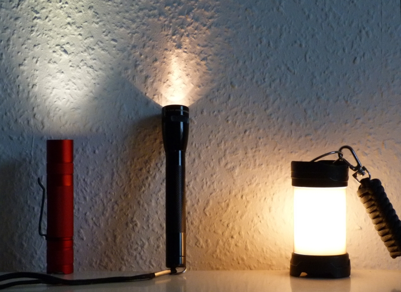 Led Lampen Folie : Review test fenix cl r campingleuchte seite taschenlampen