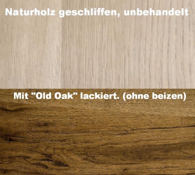 old oak holzlack lack beize 2in1 parkettlack treppenlack eiche effektlack patina ebay. Black Bedroom Furniture Sets. Home Design Ideas