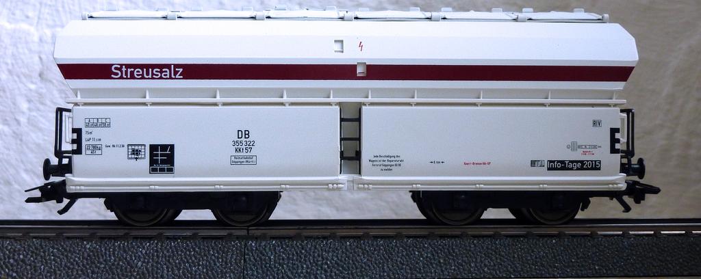 Märklin Digital Infotage Wagen seit 2009 P11400397qunb