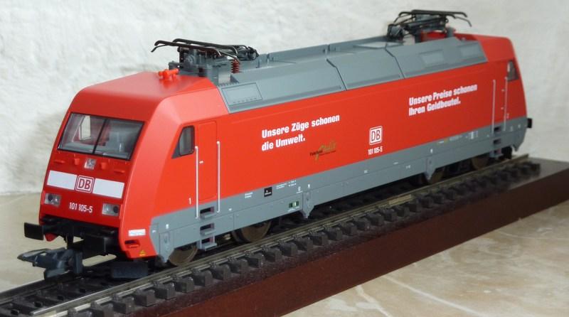 Piko 59100 - 101 105-5 mit Umrüstung auf AC P1160344mlu8z