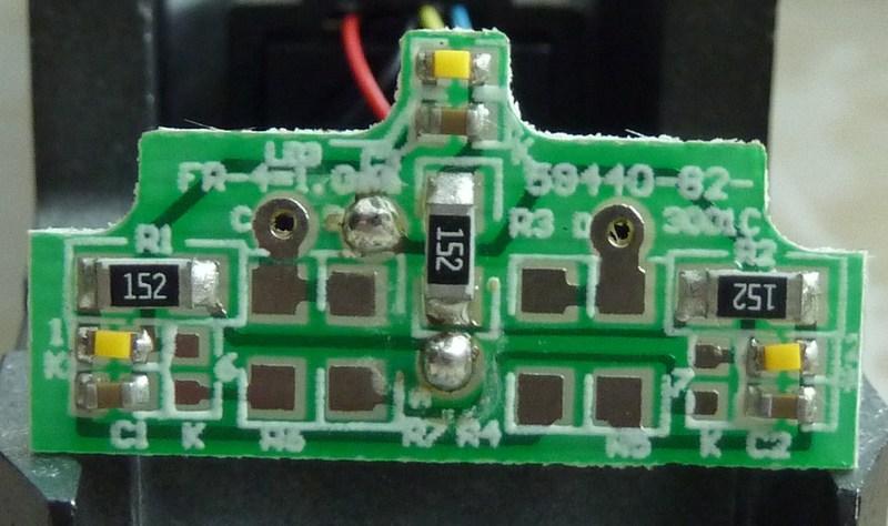 Piko 59100 - 101 105-5 mit Umrüstung auf AC P1160345q9s2g