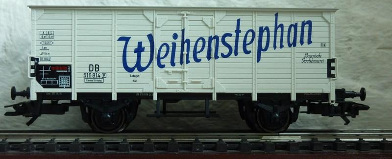 "Märklin 48166 - Insiderwagen 2016 ,,Weihenstephan"" P116053570sff"