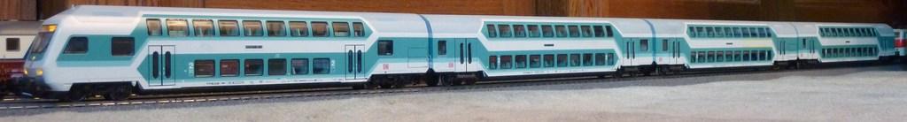 Märklin 43580 - Doppelstockwagenset  P11709143vkan