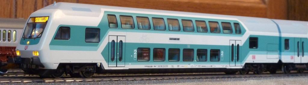Märklin 43580 - Doppelstockwagenset  P117091555j65