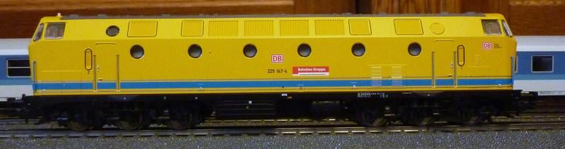 Piko 59840: 229 147-4 Bahnbau Gruppe P1190947j4en8