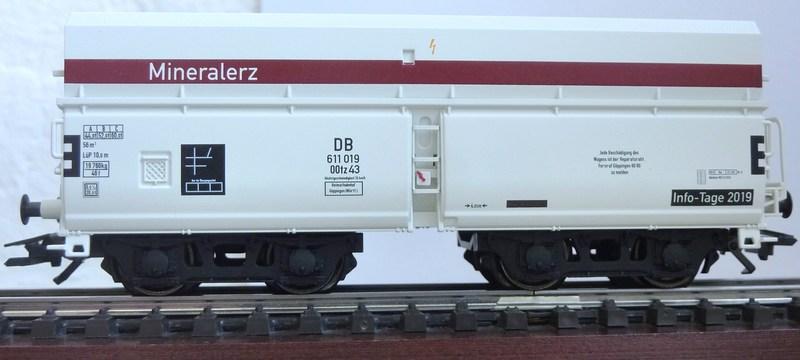 "Märklin 48339 Sonderwagen Info-Tage 2019 ""Mineralerz"" P12004458ej62"